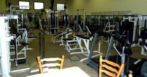 Das BJC-Fitnessstudio